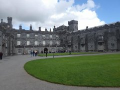 Kilkenny Castle, seat of the Butler family for many centuries.