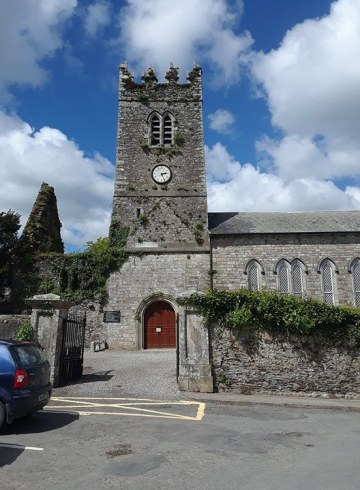 Church in Inistioge.