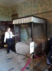 Bedchamber for the lord of the castle.