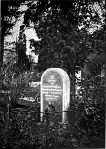 Beau_Brummell_Grave